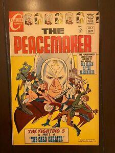 Peacemaker #4 Comic Book