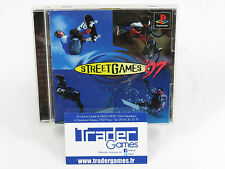 Street Games 97, Playstation, Japanese Version, Complete