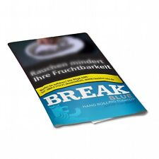 10 x 30g Break blue Zigarettentabak Packung