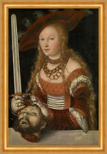 Judith with the head of Holofernes Lucas Cranach the Elder Heads B a3 02812
