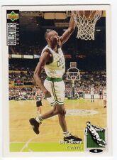 figurina CARD BASKET NBA 1993/94 NEW numero 270 DEE BROWN
