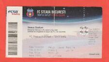 Orig.Ticket   Europa League  2011/12   STEAUA BUKAREST - ZSKA SOFIA  !!  SELTEN