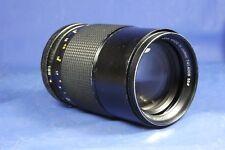 KONICA HEXANON AR 135 mm f/3.2 PRIMA SERIE, IL PIU RICERCATO, DIAFRAMMA 6 LAME