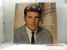 """RICK NELSON -(LP)-  BEST ALWAYS  """"I'M NOT READY FOR YOU YET"""" - DECCA STEREO 1965"""