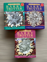 Michael Gerber Barry Trotter Books (Harry Potter) Parody Books X3 Hardback