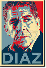 JOEY DIAZ PHOTO PRINT 3 POSTER GIFT (OBAMA HOPE INSPIRED) THE CHURCH OF COCO