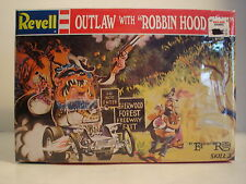 "1996 Revell Sealed Ed ""Big Daddy"" Roth. Outlaw w Robin Hood Fink. Model #7622."