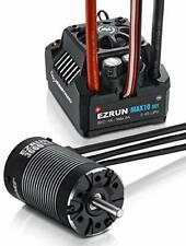 HOBBYWING EZRUN Max10 SCT ESC / 3660 SL Brushless 3200KV G2 Motor 1:10 4WD Combo