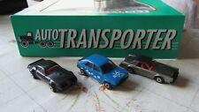 Rare Bulgarian Matchbox Superfast Auto Transporter Metal Gift Set