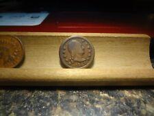 Civil war token, 1863, Washington Facing Right Pd 112, Wilson's Medal, Pd 396