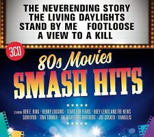 SMASH HITS 80s MOVIES 3 CD (New Release 13th October 2017)