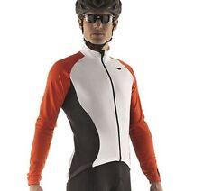 Abbigliamento arancione in poliestere per ciclismo
