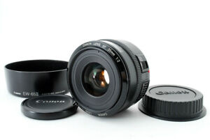 [Mint] Canon EF 35mm F2 Wide Angle Prime AF & MF Lens From Japan