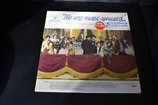 We Are Most Amused: The Best Of British Comedy Double Vinyl LP 1981RTD 2067