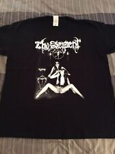 THY SERPENT Shirt XL, Azarath, The Chasm, Inquisition, Urgehal, Urfaust, Naglfar