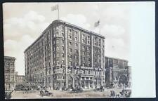 The Seneca Hotel Rochester NY 1908 L. Woehler 1973