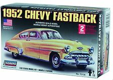 Lindberg 1:32 scale 1952 Chevy Fastback Car Model Kit BRAND NEW SEALED