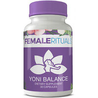Vaginal Tightening by Female Rituals - Cleanse, Moisturize and pH Balance Yoni