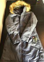 NWT Under Armour Women's UA ColdGear Infrared Valen Parka Jacket S 1296864
