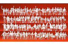 Preiser 16325 HO 1/87 Personnel de Gare et Voyagers, 120 figurines