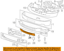 GM OEM-Grille-Lower 25832387