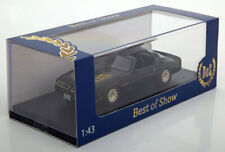 PONTIAC FIREBIRD TRANS AM 1977 BLACK GOLD BOS 43655 1/43 RESINE BEST OF SHOW