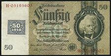 Ro.337d DDR 50 DM 1948 Kuponausgabe (2)