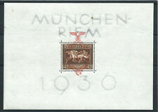Allemagne Bloc N°7** (MNH) 1937 - Courses de chevaux
