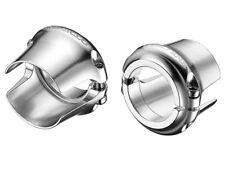 DIA-COMPE ENE CICLO ENE Bar Tape Clamp Pair Silver