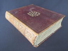 Levy Rex (1813-1900) & Susanna C Shirk (1815-1904) Family Bible Genealogy PA