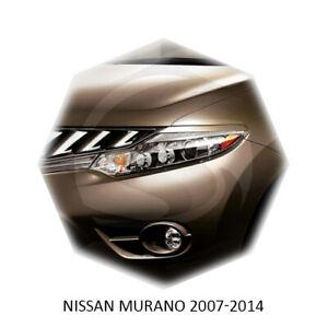 For Nissan Murano Eyebrows Eyelids Eye Line 2007-2014 2pcs