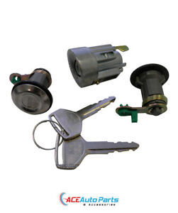 Ignition Barrel + Door Locks For Toyota Hilux 1983-1987 LN RN YN