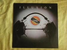 ISOTOPE - ILLUSION - LP VINYL 1975 - RARE!! HUGH HOPPER