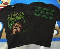 Al Snow WWF Never Worn T Shirt HEAVY COTTON  REPRINT