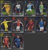 2019-20 Panini Prizm Premier League Undeniable Complete 10 Card Set Dijk Jesus