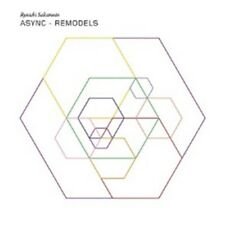 Ryuichi Sakamoto - Async - Remodels - New Vinyl LP - Pre Order - 23rd February