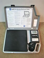Nice! Tif Instruments Tif-9010A Slimline Refrigerant Electronic Charging Scale