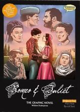 Romeo and Juliet: The Graphic Novel - Original Text