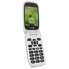 Doro 6530 Mobile Phone 3g microSDHC Slot GSM 320 X 240 Pixels TFT 2 MP Black Whi