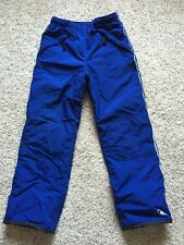 Quicksilver Blue snow / Ski pants youth large RCP