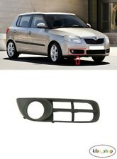 SKODA FABIA 2007 - 2010 NEW FRONT BUMPER LOWER FOG GRILL GRILLE RIGHT O/S DRIVER