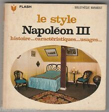 Marabout Flash 282 Le style Napoleon III
