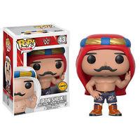 """WWE Persecución Hierro SHEIK 3.75"""" Pop Vinyl Figura Funko NUEVO 43 Vendedor GB"""