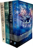 Tahereh Mafi (Restore,Unravel,Shatter,Ignite Me)4 Books Collection Set Brand New