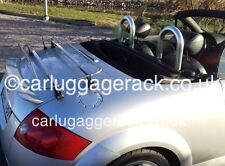 Audi TT Roadster Luggage Boot Rack - stainless steel rack