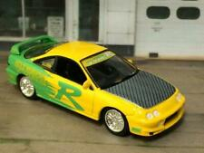1998- 2001 Acura Integra DC2 Type R Sport Coupe 1/64 Scale Limited Edition J8