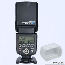 Yongnuo 2.4GHz Wireless Master & Slave flash Speedlite  YN560 IV 560iv for Nikon