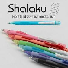 UNI-BALL SHALAKU S MECHANICAL PENCIL 0.5mm & 0.7mm Pencils Various Colours
