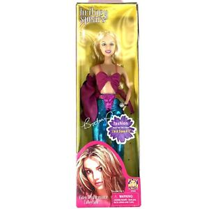 """Britney Spears Video Performance Collection """"I'm A Slave 4 U"""" Fashion Doll *READ"""
