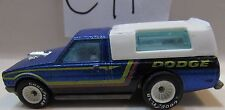 HOT WHEELS 1979 DODGE D-50 W/ WHITE RIMS LOOSE